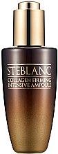 Düfte, Parfümerie und Kosmetik Gesichtsserum - Steblanc Collagen Firming Intensive Ampoule