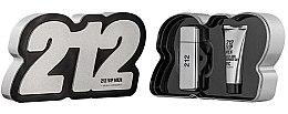 Düfte, Parfümerie und Kosmetik Carolina Herrera 212 VIP Men - Duftset (Eau de Toilette 50ml + Duschgel 75ml)