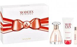 Düfte, Parfümerie und Kosmetik Lanvin Modern Princess - Duftset (Eau de Parfum 90ml + Körpermilch 100ml + Eau de Parfum 7.5ml)