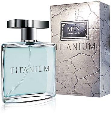 Vittorio Bellucci Titanium Men - Eau de Toilette  — Bild N1