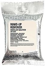 Düfte, Parfümerie und Kosmetik Mizellen-Reinigungstücher für trockene Haut - Comodynes Make-up Remover Micellar Solution