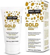 Düfte, Parfümerie und Kosmetik Peel-Off Gesichtsmaske mit Gold und Mineralien - Diet Esthetic Beauty Purify Gold Peel-Off Mask