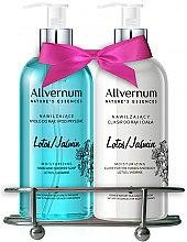 Düfte, Parfümerie und Kosmetik Handpflegeset - Allvernum Nature's Essences (Flüssigseife 300ml + Elixier 300ml)