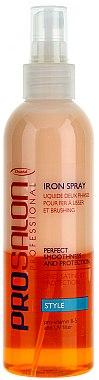 Glättendes Haarspray mit Thermoschutz - Prosalon Styling Iron Spray-2 Phase — Bild N1