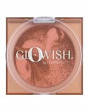 Bronzierpuder für das Gesicht - Huda Beauty GloWish Soft Radiance  — Bild N1