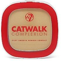 Düfte, Parfümerie und Kosmetik Kompaktpuder - W7 Catwalk Complexion Compact Powder