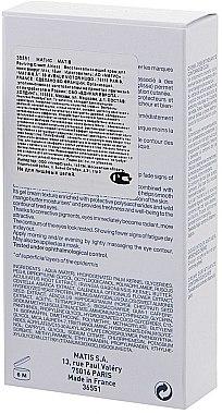 Regenerierende Augencreme SPF 15 - Matis Reponse Yeux Eye Beauty Reviving Cream — Bild N3