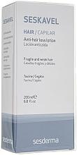 Düfte, Parfümerie und Kosmetik Lotion gegen Haarausfall - SesDerma Laboratories Seskavel Anti-Hair Loss Lotion