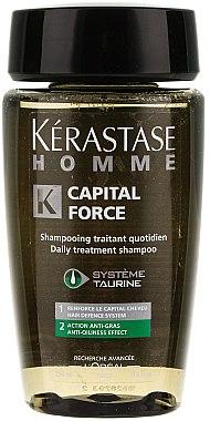 Shampoo für fettiges Haar - Kerastase Homme Daily Treatment Shampoo Anti-Oiliness Effect — Bild N1