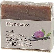 Düfte, Parfümerie und Kosmetik Handgemachte Naturseife Black Orchid - Bosphaera Black Orchid Soap