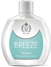 Düfte, Parfümerie und Kosmetik Breeze Neutro - Parfümiertes Deospray