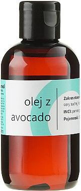 Avocado Kosmetiköl - Fitomed Avocado Oil — Bild N1