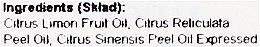 Ätherisches Bio Öl mit Valencia Aroma - Aromatika — Bild N4