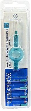 Interdentalbürsten-Set Prime Plus Handy 06 blau - Curaprox — Bild N1
