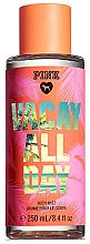 Düfte, Parfümerie und Kosmetik Parfümierter Körpernebel - Victoria's Secret Pink Vacay All Day Body Mist