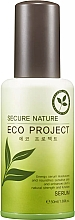 Düfte, Parfümerie und Kosmetik Feuchtigkeitsspendendes und pflegendes Gesichtsserum - Secure Nature Eco Project Serum