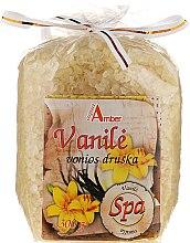 Düfte, Parfümerie und Kosmetik Badesalz mit Vanille - Aqua Amber Spa