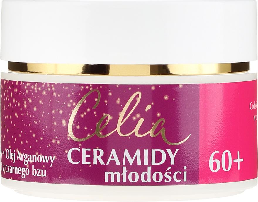 Anti-Falten Gesichtscreme 60+ - Celia Ceramidy — Bild N2