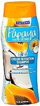 Düfte, Parfümerie und Kosmetik Farbschutz-Shampoo für coloriertes Haar - Freeman Papaya and Coconut Color Retention Shampoo