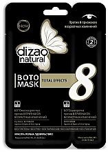 Düfte, Parfümerie und Kosmetik 8in1 Anti-Aging Boto-Maske und -Serum für die Augenpartie in 2 Schritten - Dizao
