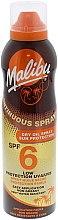Düfte, Parfümerie und Kosmetik Sonnenschutzöl mit SPF 6 - Malibu Continuous Dry Oil Spray SPF 6