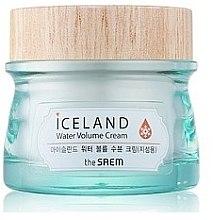 Düfte, Parfümerie und Kosmetik Feuchtigkeitscreme für fettige Haut - The Saem Iceland Hydrating Water Volume Cream
