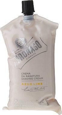 Rasierschaum - Proraso Shaving Cream Azur Lime — Bild N1