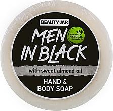 Hand- und Körperseife mit süßem Mandelöl für Männer - Beauty Jar Hand & Body Soap — Bild N1