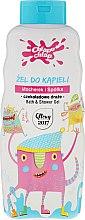 Düfte, Parfümerie und Kosmetik Kinderduschgel mit Schokoladenduft - Chlapu Chlap Bath & Shower Gel