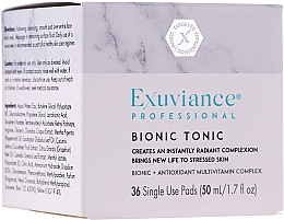 Düfte, Parfümerie und Kosmetik Anti-Aging Gesichtstonikum - Exuviance Professional Bionic Tonic