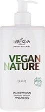 Düfte, Parfümerie und Kosmetik Massageöl - Farmona Professional Vegan Nature Massage Oil