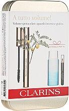 Düfte, Parfümerie und Kosmetik Augenpflegeset (Mascara 8ml + Kajalstift 0.39g + Augen-Make-up Entferner 30ml) - Clarins
