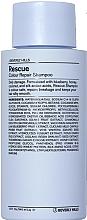 Düfte, Parfümerie und Kosmetik Haarshampoo mit Blaubeere, Honig und Kokosnuss - J Beverly Hills Rescue Colour Repair Shampoo