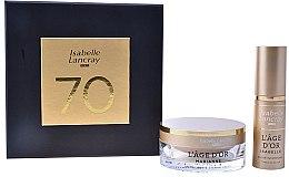 Düfte, Parfümerie und Kosmetik Set - Isabelle Lancray L'Age D'Or (ser/20ml + cr/50ml)