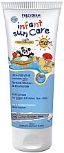 Düfte, Parfümerie und Kosmetik Sonnenschutzlotion für Kinder und Babys SPF 50+ - Frezyderm Infant Sun Care Spf 50+