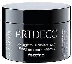 Düfte, Parfümerie und Kosmetik Augen-Make-up Entferner-Pads fettfrei - Artdeco Eye Makeup Remover Pads Non Oily