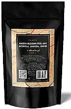 Düfte, Parfümerie und Kosmetik Gesichtsmaske mit Acerola, Blaubeere und Hafer - E-naturalne Alginate Mask Peel-off
