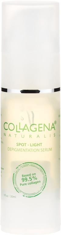 Intensives Gesichtsserum gegen Pigmentflecken mit Kollagen - Collagena Naturalis Intensive Anti-Spot Serum Specific Care — Bild N2