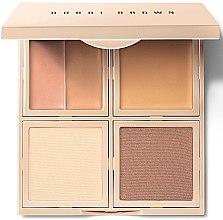 Düfte, Parfümerie und Kosmetik 5in1 Make-up Palette - Bobbi Brown Essential 5-in-1 Face Palette