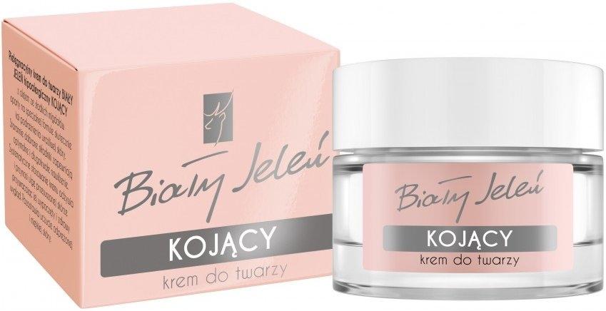 Hypoallergene beruhigende Gesichtscreme - Bialy Jelen Hypoallergenic Soothing Face Cream — Bild N1