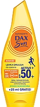 Düfte, Parfümerie und Kosmetik Leichte Sonnenschutzemulsion für den Körper SPF 50+ - Dax Sun Light Emulsion Active+ SPF50