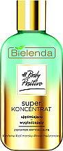 Düfte, Parfümerie und Kosmetik Anti-Cellulite Superkonzentrat - Bielenda Body Positive Super Koncentrat