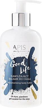 Feuchtigkeitsspendende Körperlotion - APIS Professional Good Life — Bild N3