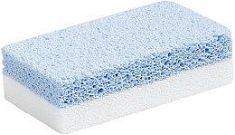 Düfte, Parfümerie und Kosmetik Kosmetischer Bimsstein weiß-blau - Peggy Sage Pumice Nail File