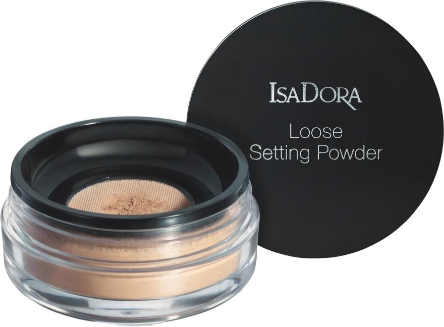 Loser Gesichtspuder - IsaDora Loose Setting Powder — Bild N1