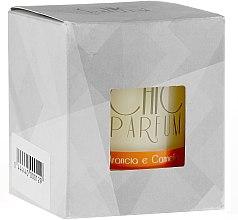 Duftkerze Arancia e Cannella - Chic Parfum Arancia E Cannella Candle — Bild N2