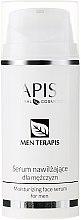 Düfte, Parfümerie und Kosmetik Feuchtigkeitsspendendes Gesichtsserum für Männer - Apis Professional Men Terapis Moisturizing Face Serum For Men