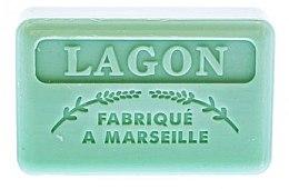 Düfte, Parfümerie und Kosmetik Handgemachte Naturseife Lagon - Foufour Savonnette Marseillaise Lagon