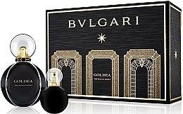 Düfte, Parfümerie und Kosmetik Bvlgari Goldea The Roman Night - Duftset (Eau de Parfum 50ml+Eau de Parfum 15ml)