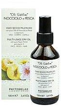 Düfte, Parfümerie und Kosmetik Trockenes Pfirsichöl für Gesicht, Körper und Haar - Phytorelax Laboratories Sublime Oil Peach Pit Multi-Usage Dry Oil